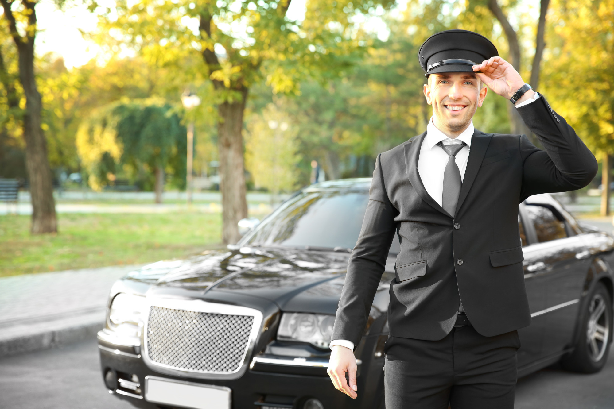 private chauffeurs